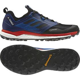 adidas TERREX Agravic XT GTX Buty do biegania Mężczyźni niebieski/czarny